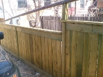 Finish Fence Capped 3